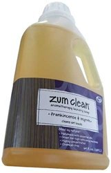 Zum Clean Laundry Soap Frankincense & Myrrh-64 Oz.