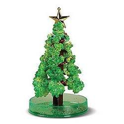 Amazing Crystal Growing Christmas Tree Toy