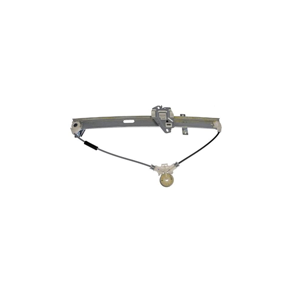 Dorman 749 615 Front Driver Side Replacement Power Window Regulator for Honda Fit