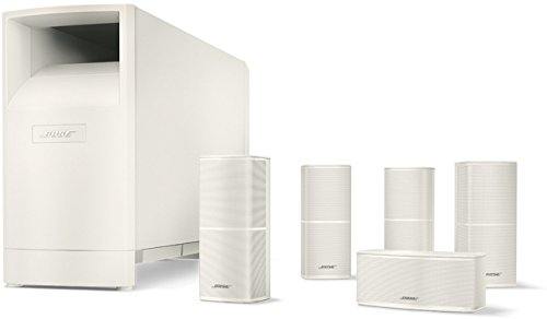 Bose Acoustimass 10 Series V Home Cinema Lautsprecher System weiß