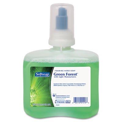Softsoap Foaming Hand Soap Refill, Fresh Scent, Green, 1250 ml