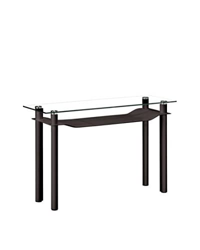Zuo Tier Console Table, Espresso
