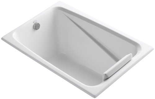 Check Out This KOHLER K-1490-X-0 Greek 4-Foot Bath, White
