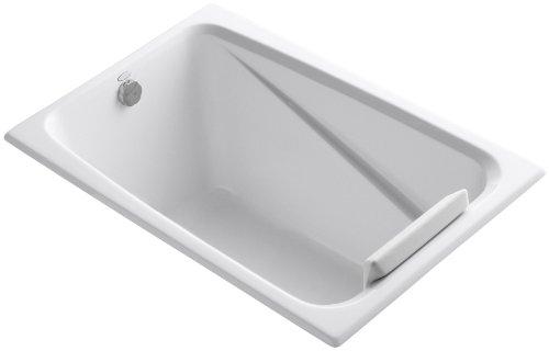 Check Out This KOHLER K-1490-X-0 Greek 4-Foot Bath, White