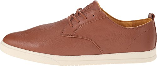 Clae Men's Ellington Leather Grizzly Tumbled Leather Sneaker 11 D (M)