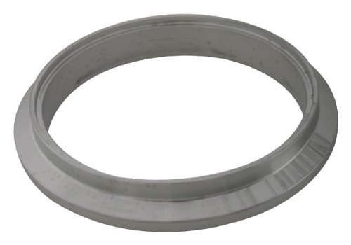 TiAL V-Band Discharge Weld Flange for GT28/30/35 Exhaust Housing, 304 Stainless Steel (Female - Turbo Side)