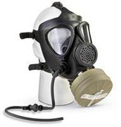 I.D.F. M15 Gas Mask - Israeli Military (NEW, Un-Used)