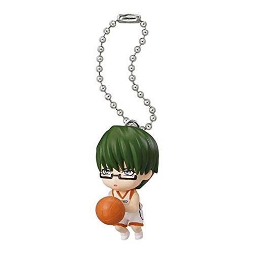 Bandai Kuroko No Basket Swing Figure Keychain~All star~Shintarō Midorima - 1
