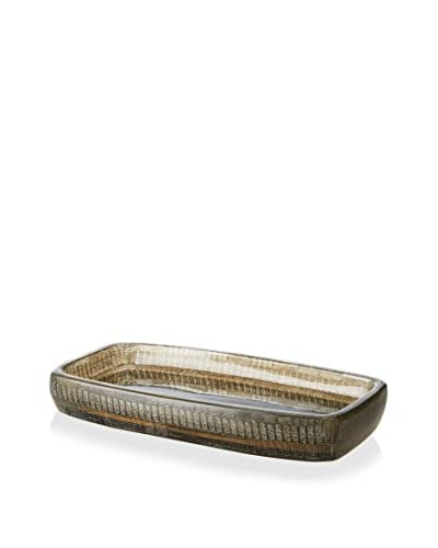 Creative Bath Laila Tray, Black