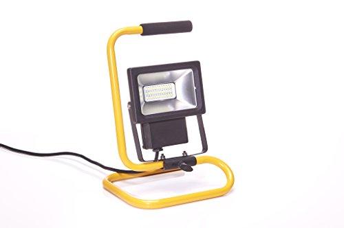 LED-Baustrahler-mit-Netzkabel-spritzwassergeschtzt-1600-Lumen-bei-20W
