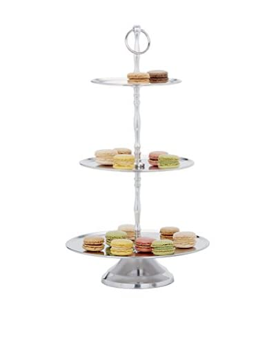 Torre & Tagus Ring 3-Tier Pedestal Stand