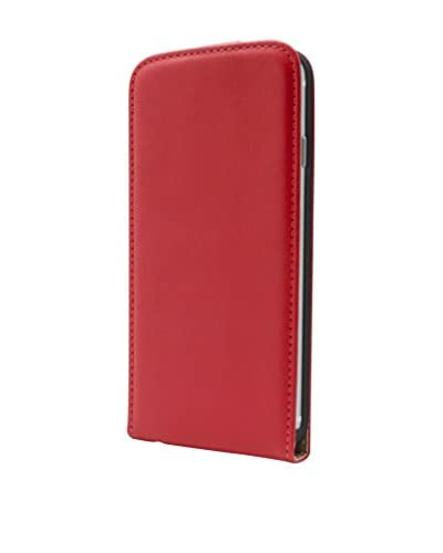 Unotec Funda Flip Vertical iPhone 6 / 6S Rojo
