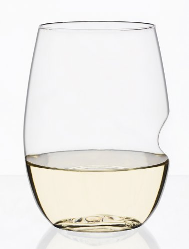 Govino Shatterproof Recyclable Stemless Wine Glasses-Set of 4