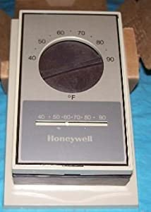 Honeywell Light Duty Line Voltage Heat-Cool Thermostat T651 A 2028