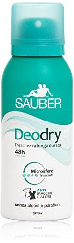 Sauber Deo Dry Spray Ml.100
