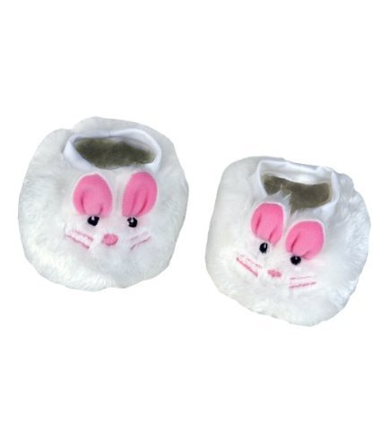 "Bunny Slippers Teddy Bear Clothes Fits Most 14"" - 18"" Build-a-bear, Vermont Teddy Bears, and Make Your Own Stuffed Animals - 1"