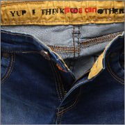 Sodacan Boy's Jeans (SDC 102_Blue_6-7 Year)