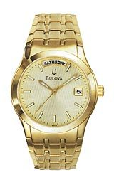 Bulova Men's Bracelet I watch #97C48