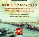 Sonatas for Recorder / Sonatas for Cello