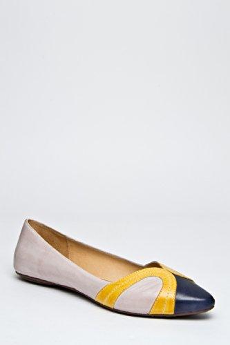 Chocolat Blu Goldie Flat Shoe