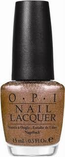 OPI Nail Polish The Muppets 2011 Winter Holiday Collection Color Warm & Fozzie HL C08 0.5oz 15ml