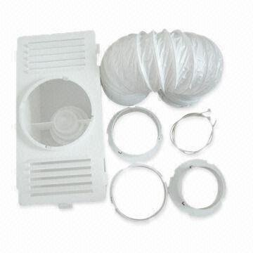 Xett Universal Tumble Dryer Ventilation Condenser Kit - With Vent Hose, Condenser Box And Connectors front-334138