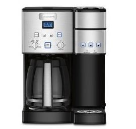 Cuisinart Coffee CenterTM 12 Cup Coffeemaker And Single-Serve Brewer made by Cuisinart