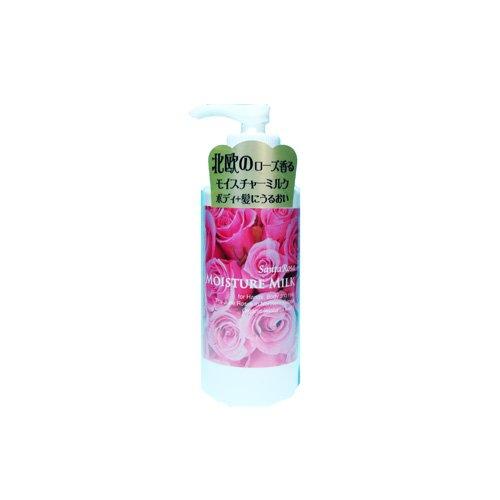 サンタローザ モイスチャーミルク 北欧のバラの香り サンタローザ