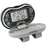 31BPdbdheoL. SL160  Oregon Scientific PE326CA Pedometer With Calorie Counter: A User Review