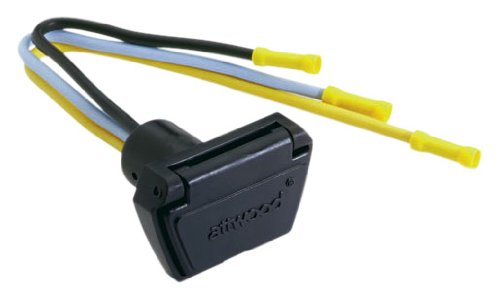 Attwood Connector - Trolling Motor (Female) (Trolling Motor Wire Kit compare prices)