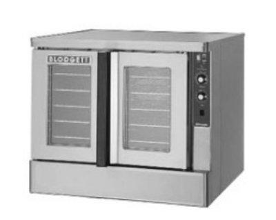 Blodgett Zeph-200-Ebase Deep Depth Electric Convection Oven - 208V/1Ph, Each