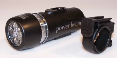 Power Beam LH-5N 5-LED Bike Headlight
