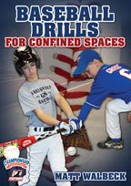 Matt Walbeck: Baseball Drills for Confined Spaces (DVD) by Championship Productions