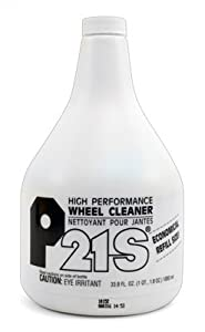 P21S Wheel Cleaner Refill, 33.8 oz - 3 Pack from P21S