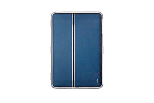 Aiino Custodia Rigida Cover Case Shine Accessorio per Ipad Mini 100% Testato per La Tua Estate - Clear, Trasparente