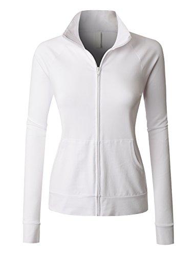RubyK-PREMIUM-Womens-Lightweight-Active-Zip-Up-Running-Jacket