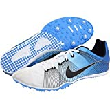 NIKE Zoom Victory Unisex Running Shoes, Blue/White/Black, UK11