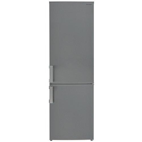 SHARP - SJ-B1239M0I - Réfrigérateur combiné 60cm 297l a+ nofrost inox