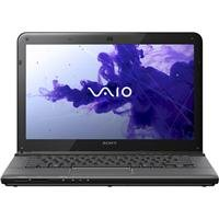 Sony VAIO E14 Series SVE14122CXB 14-Inch Laptop (Black)