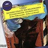 echange, troc  - Richard Strauss : Une vie de héros - Richard Wagner : Siegfried Idyll