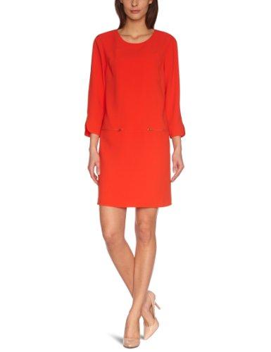 Derhy - Vestito, donna, Arancione (Orange (Corail)), S