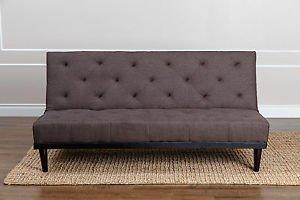Abbyson Living High Quality Graham Convertible Sofa