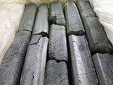 オガ備長炭10kg、2級、長時間燃焼