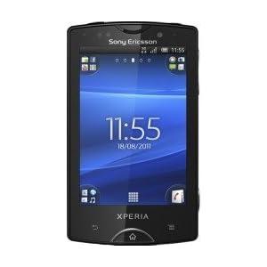 SonyEricsson Xperia mini Pro Black