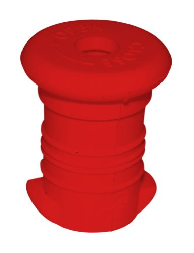 Ersatzverschluss-Stpsel-fr-ISYbe-Trinkflasche-rot