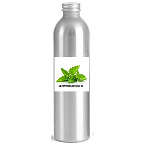Spearmint Essential Oil 8 OZ 100% Pure