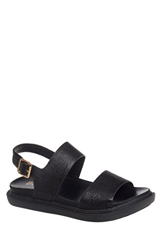 Out The Window Flat Sandal