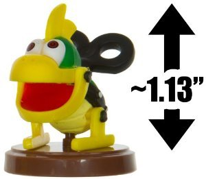 "Mecha-Koopa ~1.13"" Mini Figure [New Super Mario Bros. Wii Choco Egg Series #1 - NO CANDY] (Japanese Import) [09] - 1"