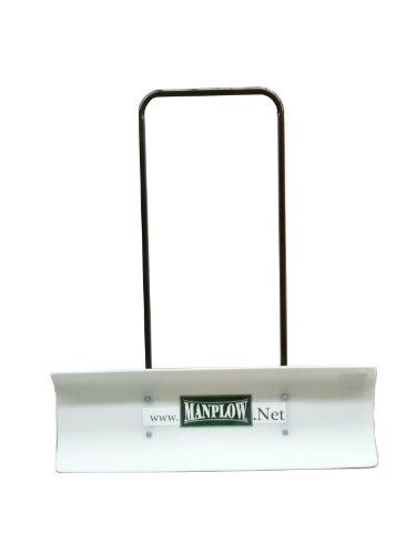 "MANPLOW Man Plow - Snow Shovel - Revolution Line 44"" Wide at Sears.com"