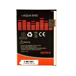 Intex Aqua i5 HD 2000mAh Battery
